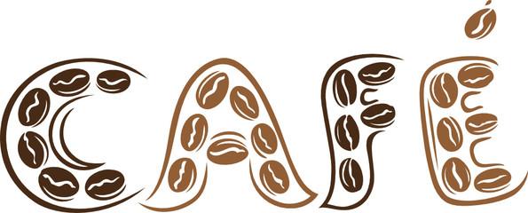 Kaffee, Cafe, Kaffeebohnen, Logo, Firmenlogo, coffee
