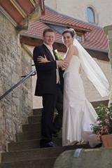 Hochzeit, Hochzeitspaar