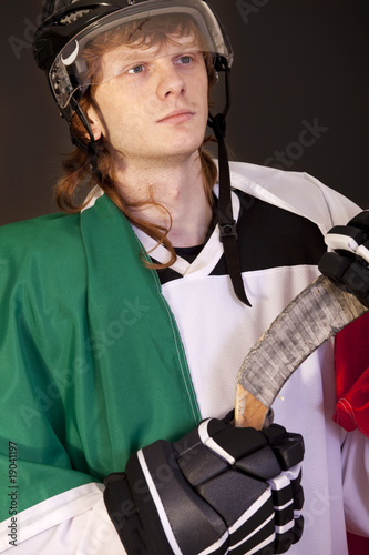 italian ice hockey player
