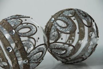 bolas de navidad de lujo