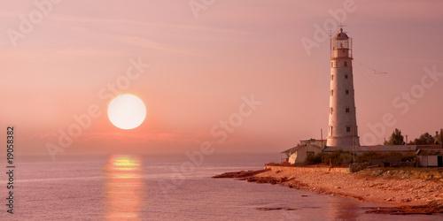 Fototapeten,sonnenuntergänge,sunrise,leuchtturm,strand