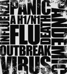swine flu headline