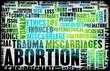 Постер, плакат: Abortion