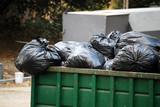 full dumpster