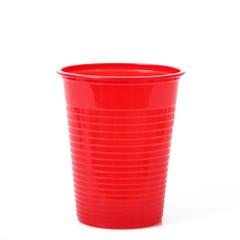 bicchiere di plastica