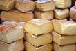 Leinwandbild Motiv quesos
