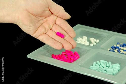 Verzicht auf Drogen