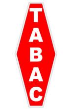 """Постер, картина, фотообои """"Tabac Enseigne"""""""