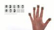 Password impronte digitali