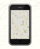 iPhone killer - Map