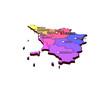 Regione Toscana: Province