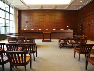 Governmental Hearing Room