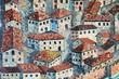 Alstadt Mittelalter, Mosaik, Scoula Silimbergo, Italia