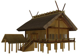 Imperial shrine