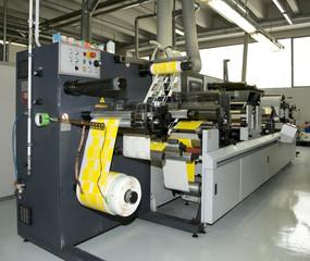 Tipografia: stampa flessografica di etichette