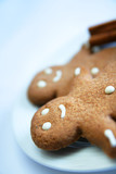 Smiling ginger bread