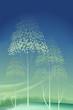Digital   painting  of tree