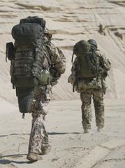 Bundeswehr Streife in Afghanistan