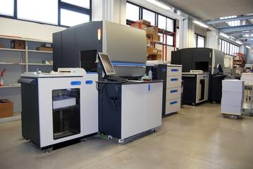 Tipografia: stampa digitale