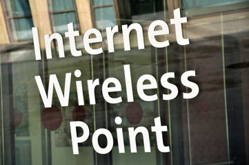 INTERNET WIRELESS POINT
