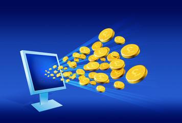 Computer money