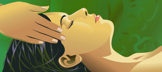 Spa Illustration 25