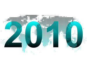 Weltkarte 2010