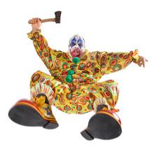 Atak złego klauna