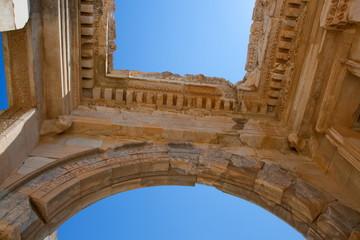 Archway passage in Ephessus