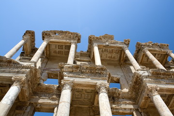 Celsius Library, Ephesus, Turkey