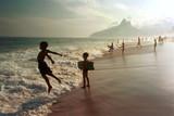 Fototapety Ipanema beach, Rio de Janeiro, Brazil
