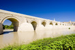 Roman bridge, Cordoba, Andalusia, Spain