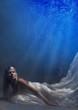unterwasser Meerjungfrau