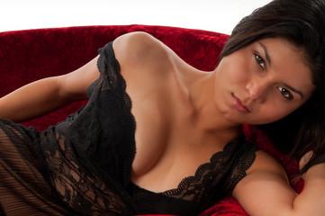 Sexy Latin girl