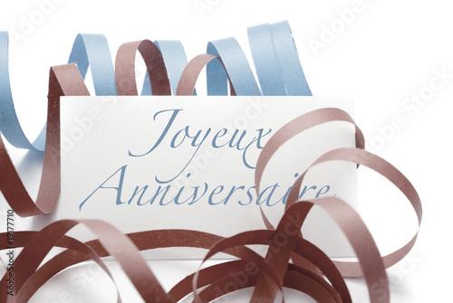 message de joyeux anniversaire - cartes d'anniversaires