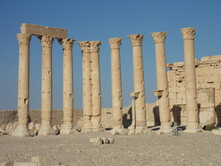 Palmyra Bel-Tempel