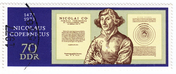 Nicolaus Copernicus -  great astronomer