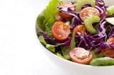 Mixed Red  & Green Salad