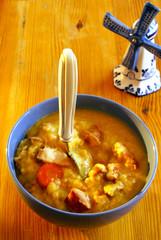 Dutch pea soup