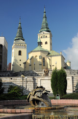 Zilina church
