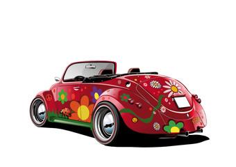 Flower Power Cabriolet