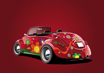 Flower Power Cabriolet
