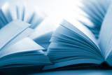Fototapety open books