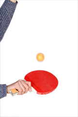 table-tennis ball