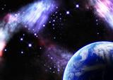 宇宙空間のイメージ - 19240176