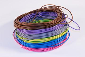 bobine cavi elettrici
