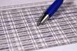 Online-Banking: TAN-Liste