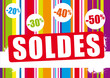 background soldes