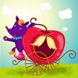 roleta: apple carriage