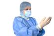 infirmière de bloc